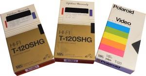 VHS Tape Cases